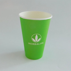 Herbalife Papierbecher